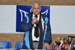 Mr Cecil Cupido - Chairperson Western Cape Schools Chess